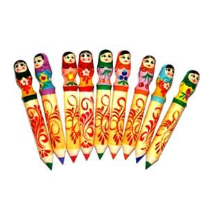 Ручки деревянные